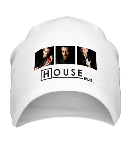 Шапка House MD: Poster