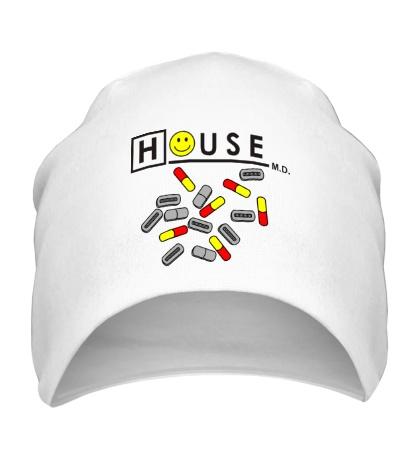 Шапка House MD: Smile Pills