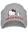 Шапка «Hello kitty» - Фото 1