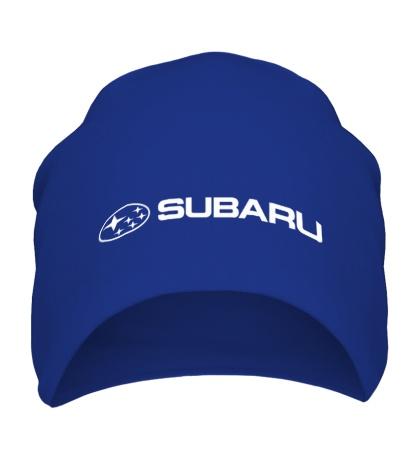 Шапка Subaru Line