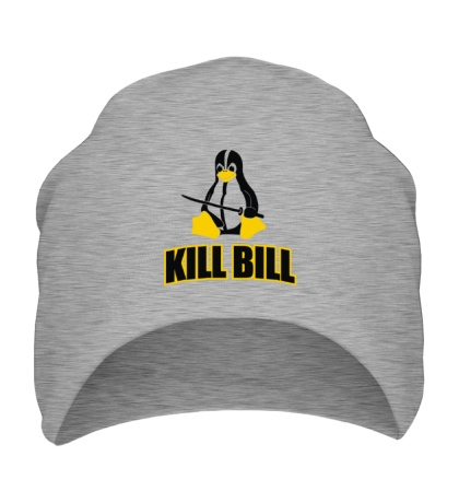 Шапка Linux kill Bill