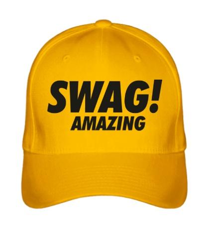 Бейсболка Swag Amazing