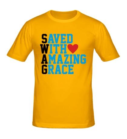 Мужская футболка Swag Love