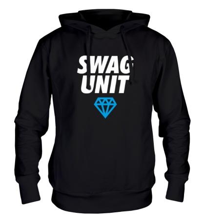 Толстовка с капюшоном Swag Unit