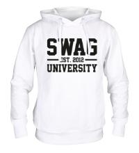Толстовка с капюшоном Swag University