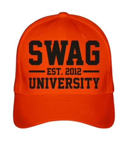 Бейсболка Swag University