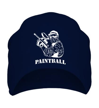 Шапка Paintball