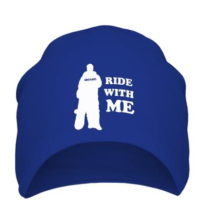 Шапка Ride with me