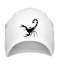 Шапка Знак скорпиона