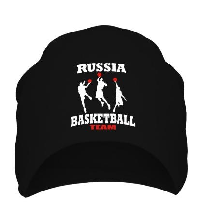 Шапка Russia: Basketball Team