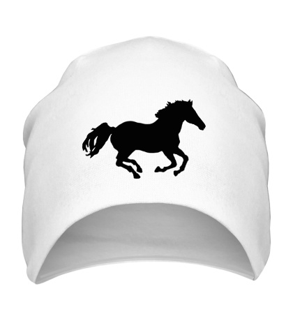 Шапка Лошадь