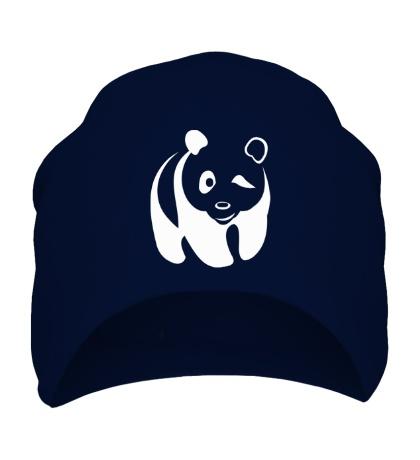 Шапка Подмигивающая панда