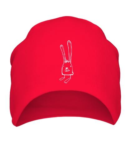 Шапка Ушастый заяц