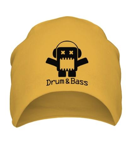 Шапка Drum & Bass Box