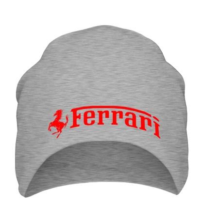 Шапка Ferrari Line