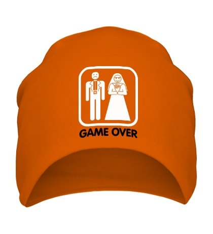 Шапка Game Over