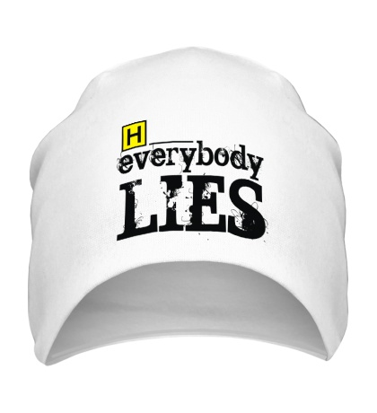 Шапка Everybody Lies