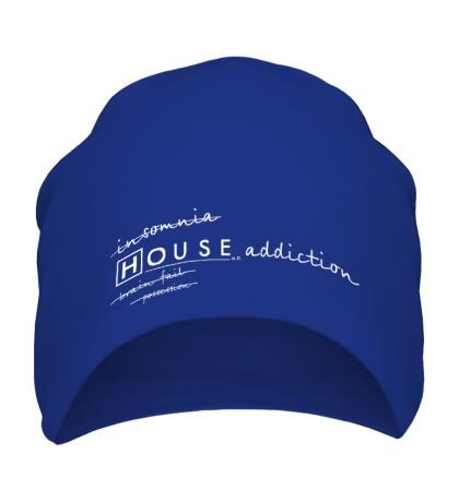 Шапка House MD: Addiction