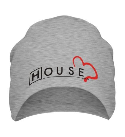 Шапка House MD: Love