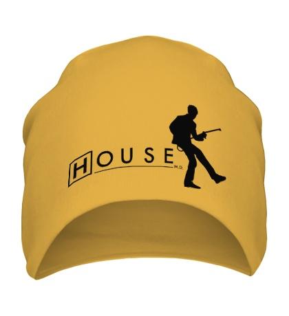 Шапка House MD: Dance