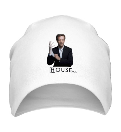 Шапка House MD in gloves