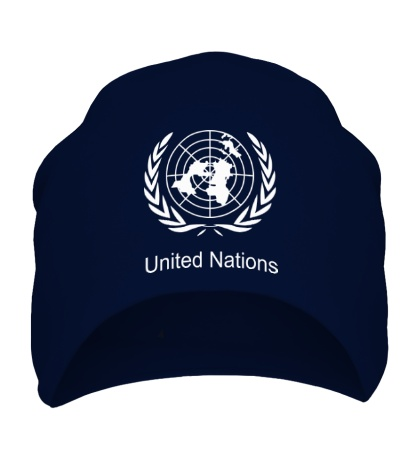 Шапка Эмблема ООН