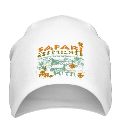 Шапка Safari African