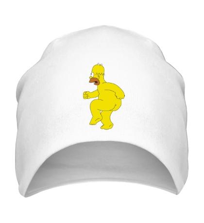 Шапка Голый Гомер