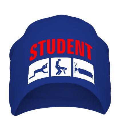Шапка Student
