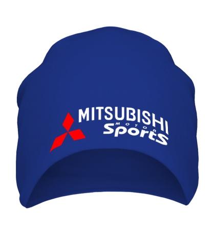Шапка Mitsubishi Sports