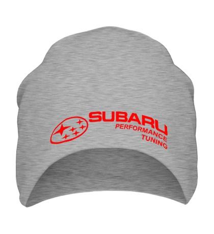 Шапка Subaru Perfomance Tuning
