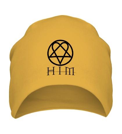 Шапка HIM: Love Metal