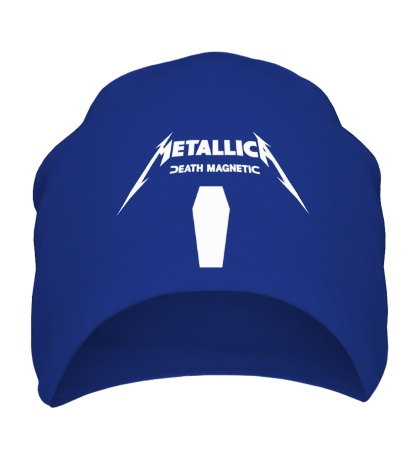 Шапка Metallica: Death Magnetic