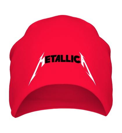 Шапка Metallica Logo