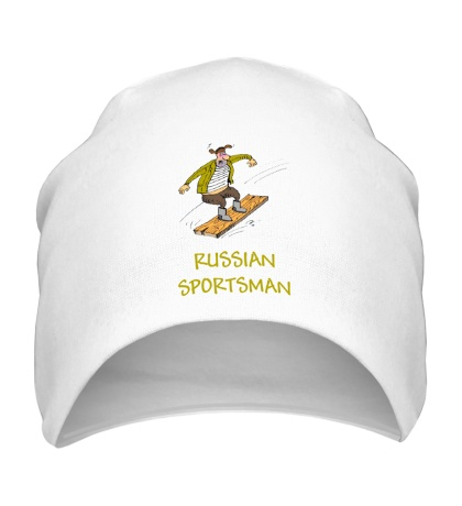 Шапка Russian Sportsman