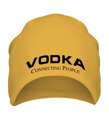 Шапка Vodka