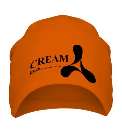 Шапка Cream Ibiza