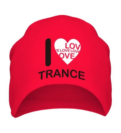 Шапка Trance we Love