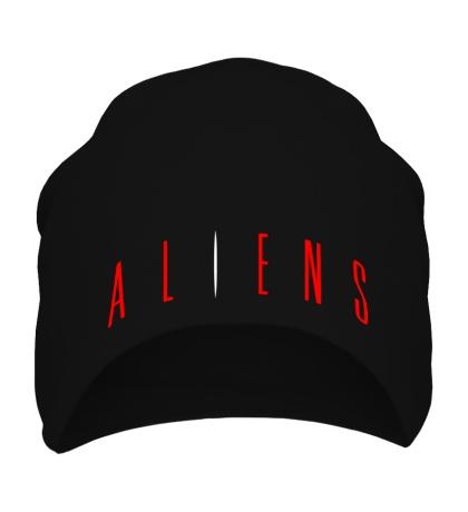 Шапка Aliens