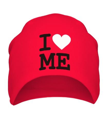 Шапка I love Me