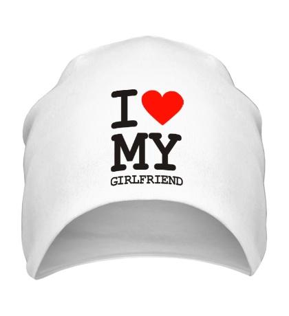 Шапка I love my girlfriend