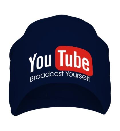 Шапка You Tube