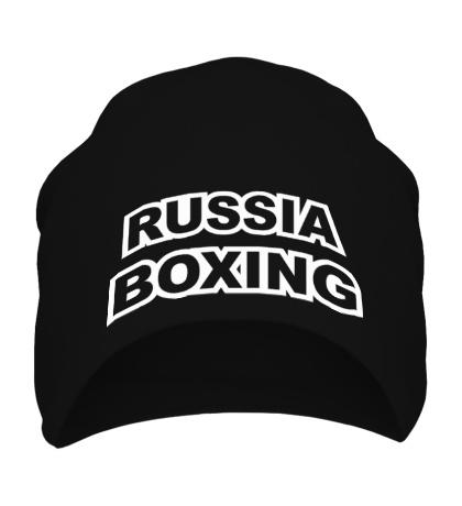 Шапка Russia Boxing