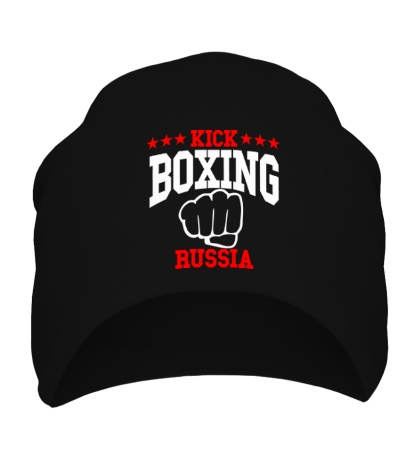 Шапка Kickboxing Russia Team