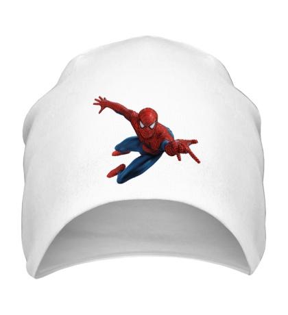 Шапка Летящий Человек-Паук