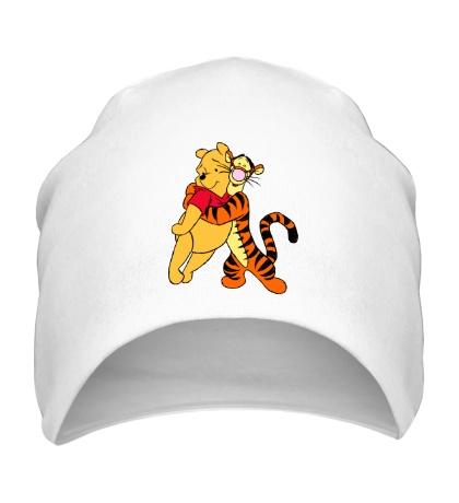 Шапка Винни Пух и Тигра