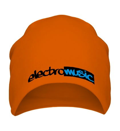 Шапка Electro music