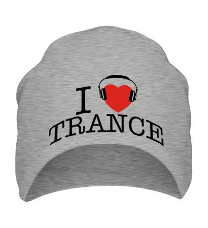 Шапка I Listen Trance
