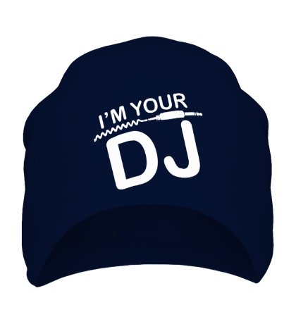 Шапка Im your DJ