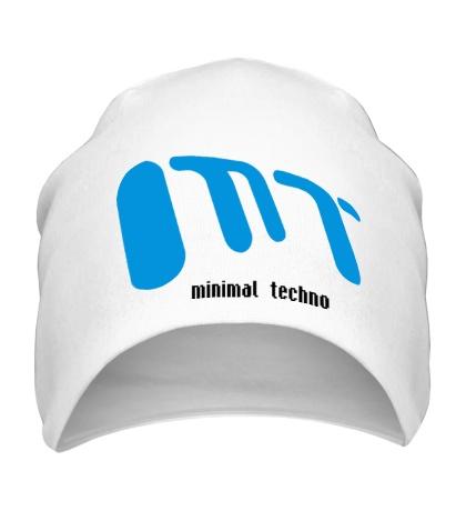 Шапка Minimal techno